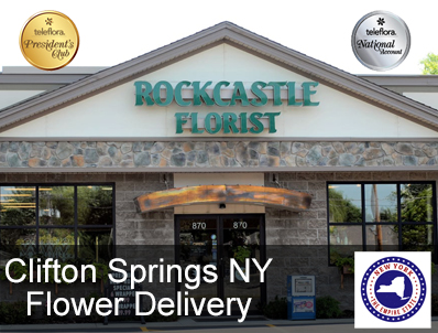 Clifton Springs Florist
