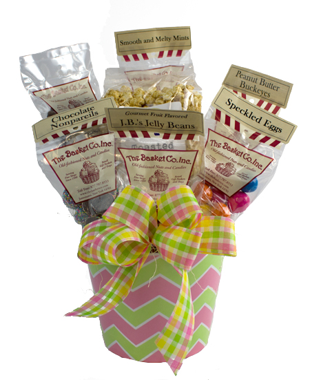 Bestsellers easter gift basket rochester ny florist rockcastle easter gift basket negle Choice Image