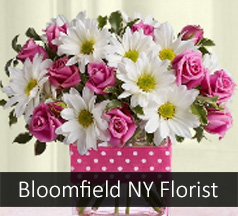 Bloomsfield Florist, Flower Shop Bloomsfield NY