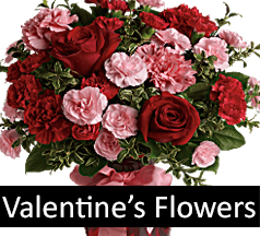 Send Fresh Flowers For Valentineu0027s Day