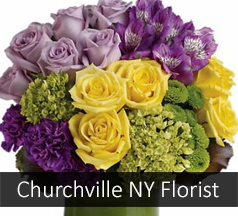 Churchville Flower Shop