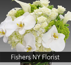 Flower Shop Fishers New York