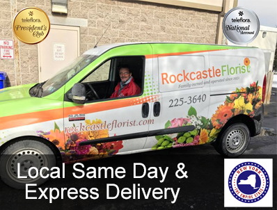 Local Same Day Express Flower Delivery