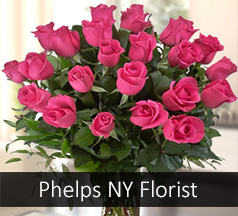 Flower Shop Phelps New York