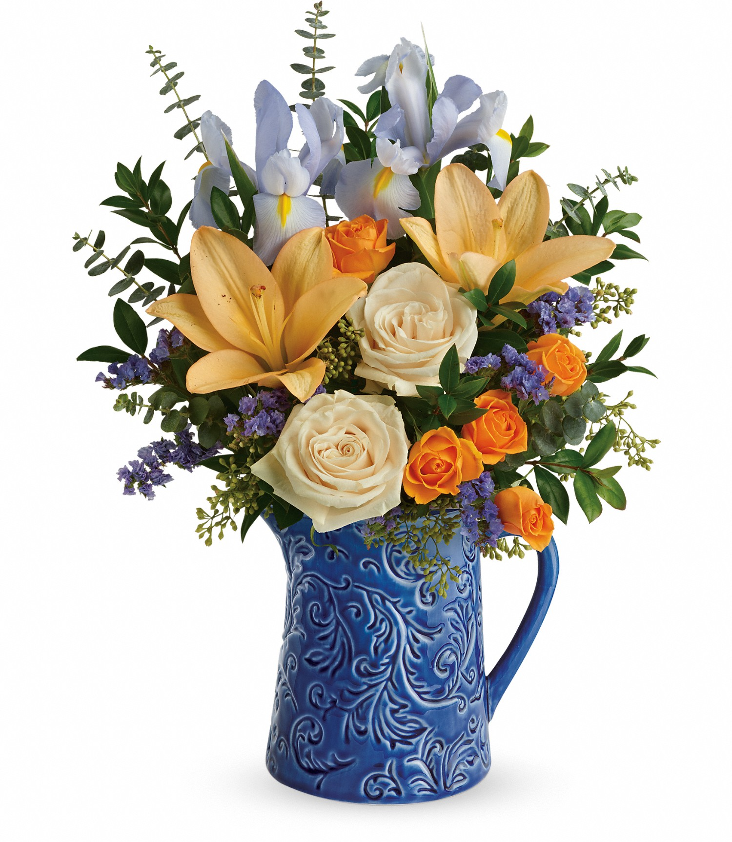 Birthday spring beauty bouquet rochester ny florist rockcastle spring beauty bouquet izmirmasajfo